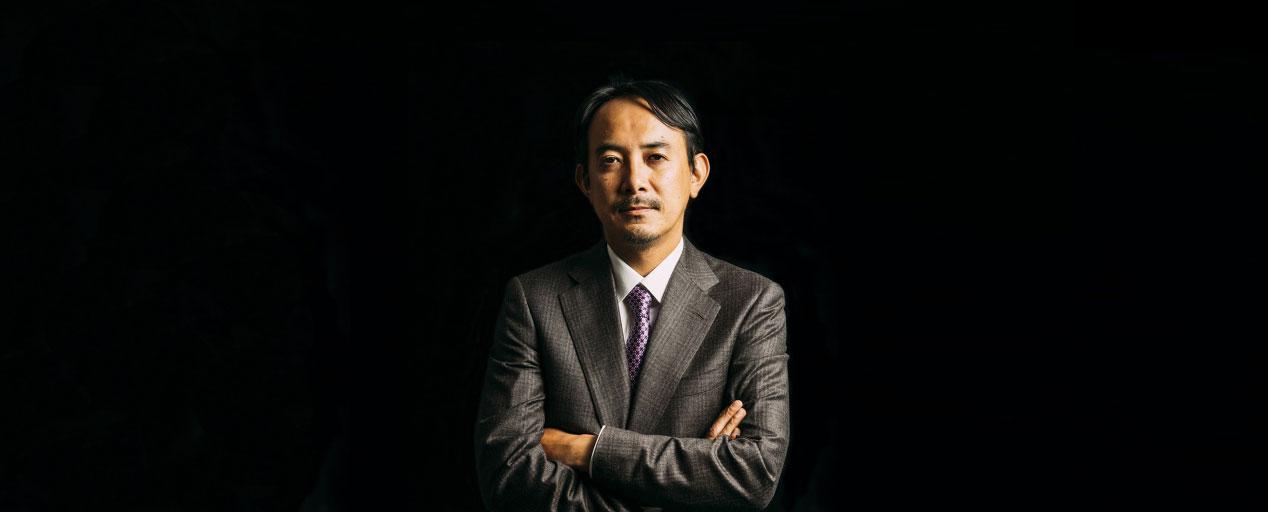 川邊 健太郎氏 代表取締役社長 CEO ヤフー株式会社